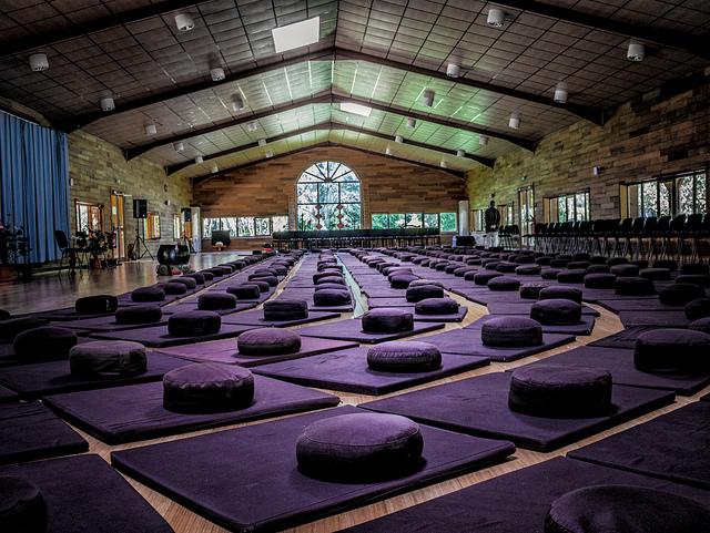 Cursos de Meditación en Octubre