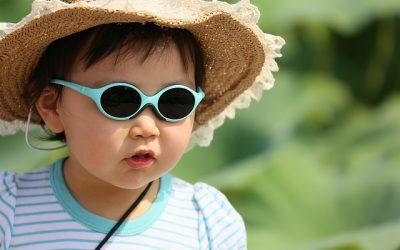 Gafas de ver cosas nuevas para verano